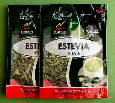 Estevia Hierba Te (Stevia Herbs tea) 2 Bags