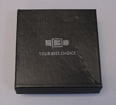Your Best Choice Men's Casual Box Buckle Leather Belt CD4 Black Size 20