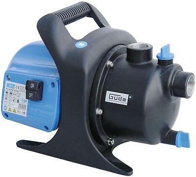 GÜDE JG 3100 Wasserpumpe JG3100  Gartenpumpe Teichpumpe Pumpe 3200L/h Wasserbett