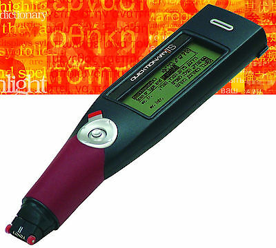 Quicktionary TS Handheld Scanner English to Hebrew