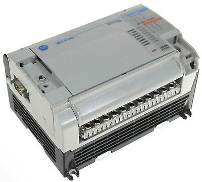 Allen Bradley 1764-24bwa Micrologix 1500 Base Unit W 1764-lrp Processor Unit
