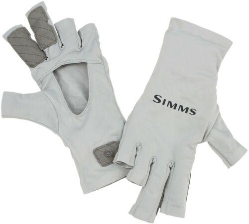Simms SolarFlex SunGlove - Color Sterling Size-M NEW