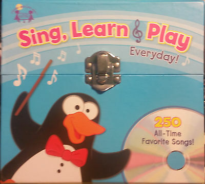 Sing, Learn, Play Everyday CD Set