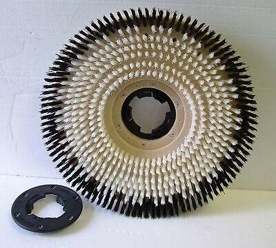 "Malish 17"" TUFF-BLOCK Poly Carpet Brush - Replaces Nobles/Tennant 605117"