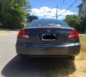 2007 Honda Accord coupe V6 3.0L