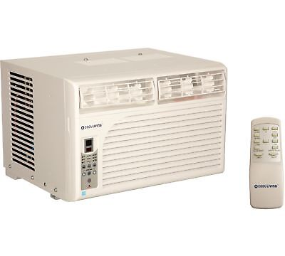 Cool Living AC 8000 BTU Home/Office Energy Star Window Mount Air Conditioner A/C