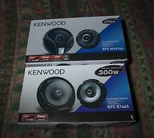 Kenwood Car Speakers 2 Pairs (Pickup only) Faulconbridge Blue Mountains Preview