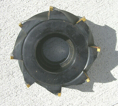 Facemill 5-12 Cut Mfg By Dme Center Hole Small 2