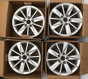 Volkswagen Golf 15 Inch Alloy Wheels (Set of 4) Eight Mile Plains Brisbane South West Preview