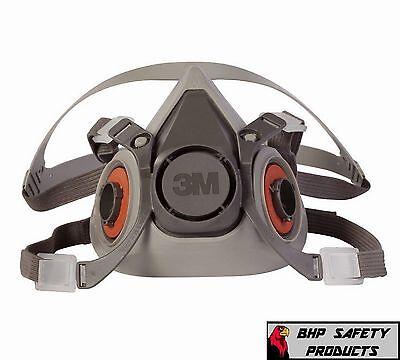 3m 620007025 Half Facepiece Reusable Respirator Size Medium Mask Only