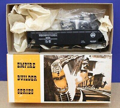 Vintage Athearn JMC Empire Builder HO 1029 PRR 4 bay Hopper car kit NIB Scarce (Empire Hopper)
