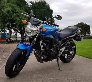 2007 Yamaha FZ6N MOTORCYCLE / BIKE Road Manual 6sp 600cc West Croydon Charles Sturt Area Preview