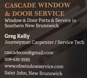 Residential Window and Door Service