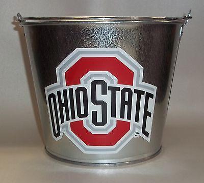 Ohio State Buckeyes 5 Quart Ice and Beverage Bucket - Ohio State Beverage