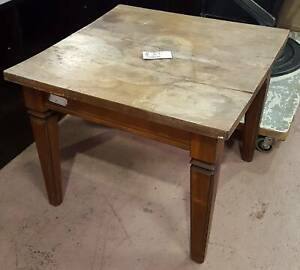 Timber Square Coffee Table $30