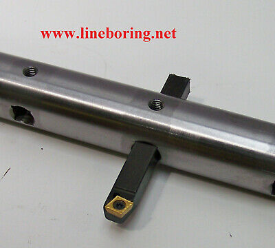 Portable Line Boring Machine 6 Foot Boring Bar For 12 Inch Square Tools