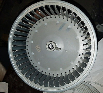 Squirrel Cage Blower Fan Wheel 9x9x34