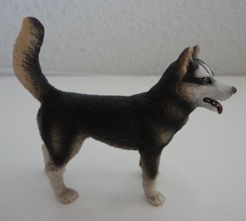 Schleich Male Husky 16371 Retired