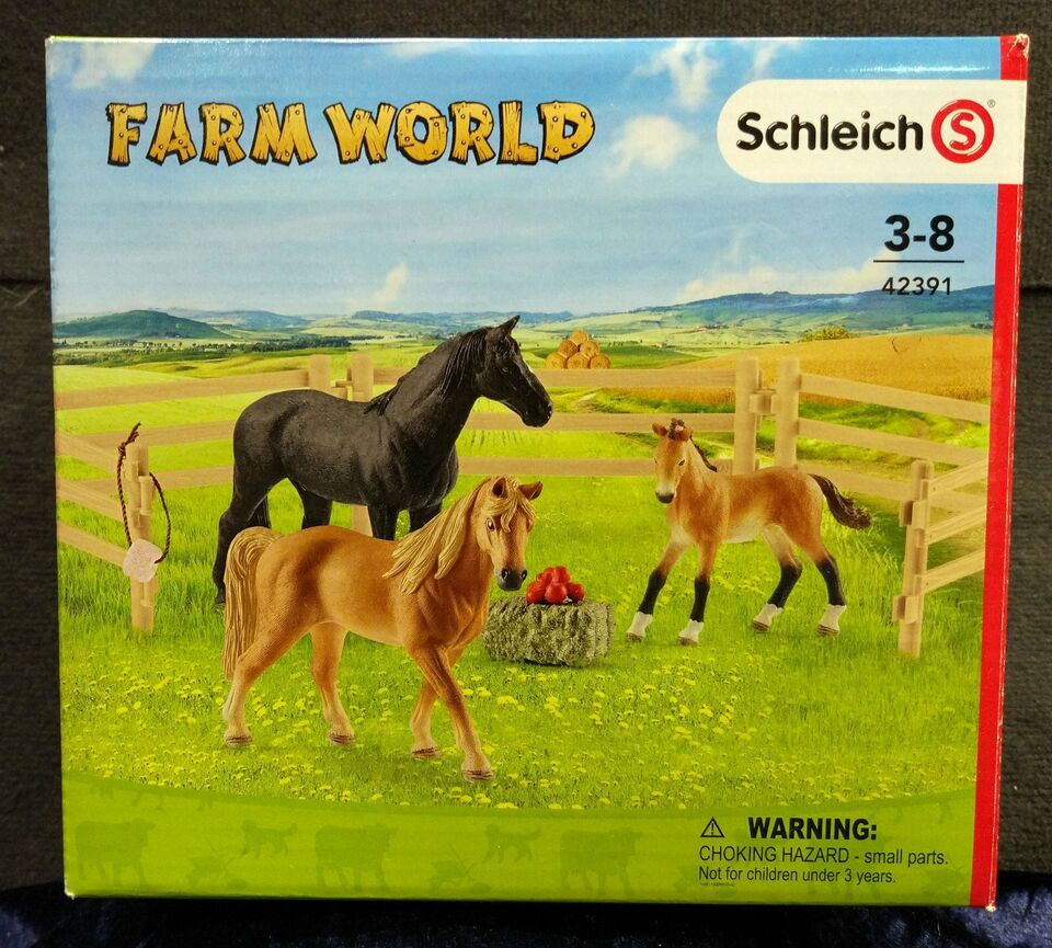 Schleich © Horse Club Farm World 42103 42370  72118 42346 42369 in Niedersachsen - Verden
