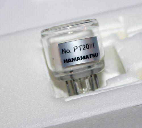 HAMAMATSU S2D2 Deuterium UV Point Light Source lamp light L10671D S2D2 MODULE