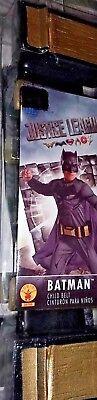 Justice League Batman child Costume Belt prop Well Made Detailed Rubies New (Kids Batman Belt)
