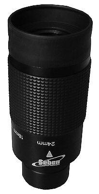 Seben Super-Zoom Plössl 6-Linsen Okular 8-24mm 31,7mm