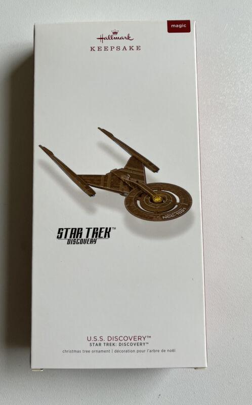 Hallmark Keepsake Star Trek U.S.S. Discovery Ornament 2018