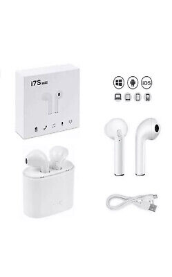 I7S TWS PRO Wireless BLUETOOTH Headphones Earphones EARBUDS For IPHONE ANDROID