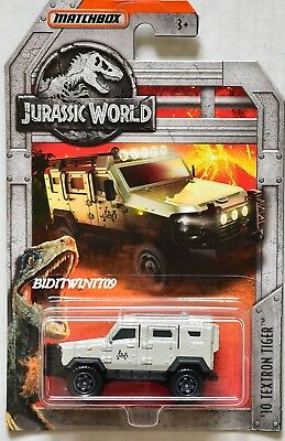 Matchbox 2018 Jurassic World 10 Textron Tiger