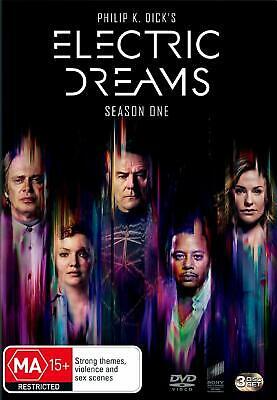 ELECTRIC DREAMS 1 (2017-2018): Philip K Dick's TV Season Series - NEW Au Rg4 DVD