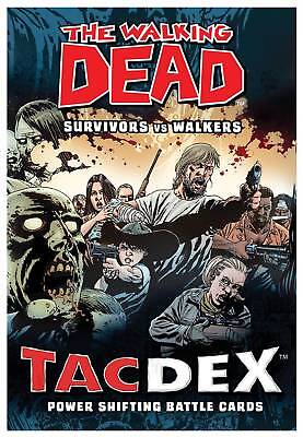 Tacdex The Walking Dead Edition Board Game