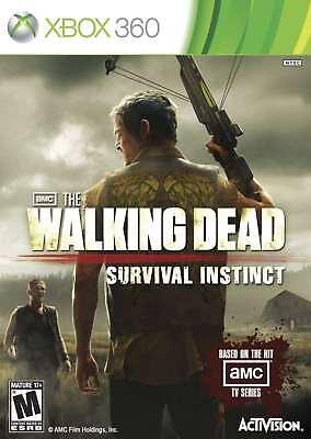 Activision The Walking Dead: Survival Instinct Xbox 360 X...