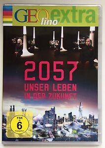 DVD GEOlino extra - 2057 Unser Leben in der Zukunft