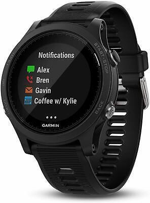 Garmin GPS Running Watch Forerunner 935 - Black, Excellent