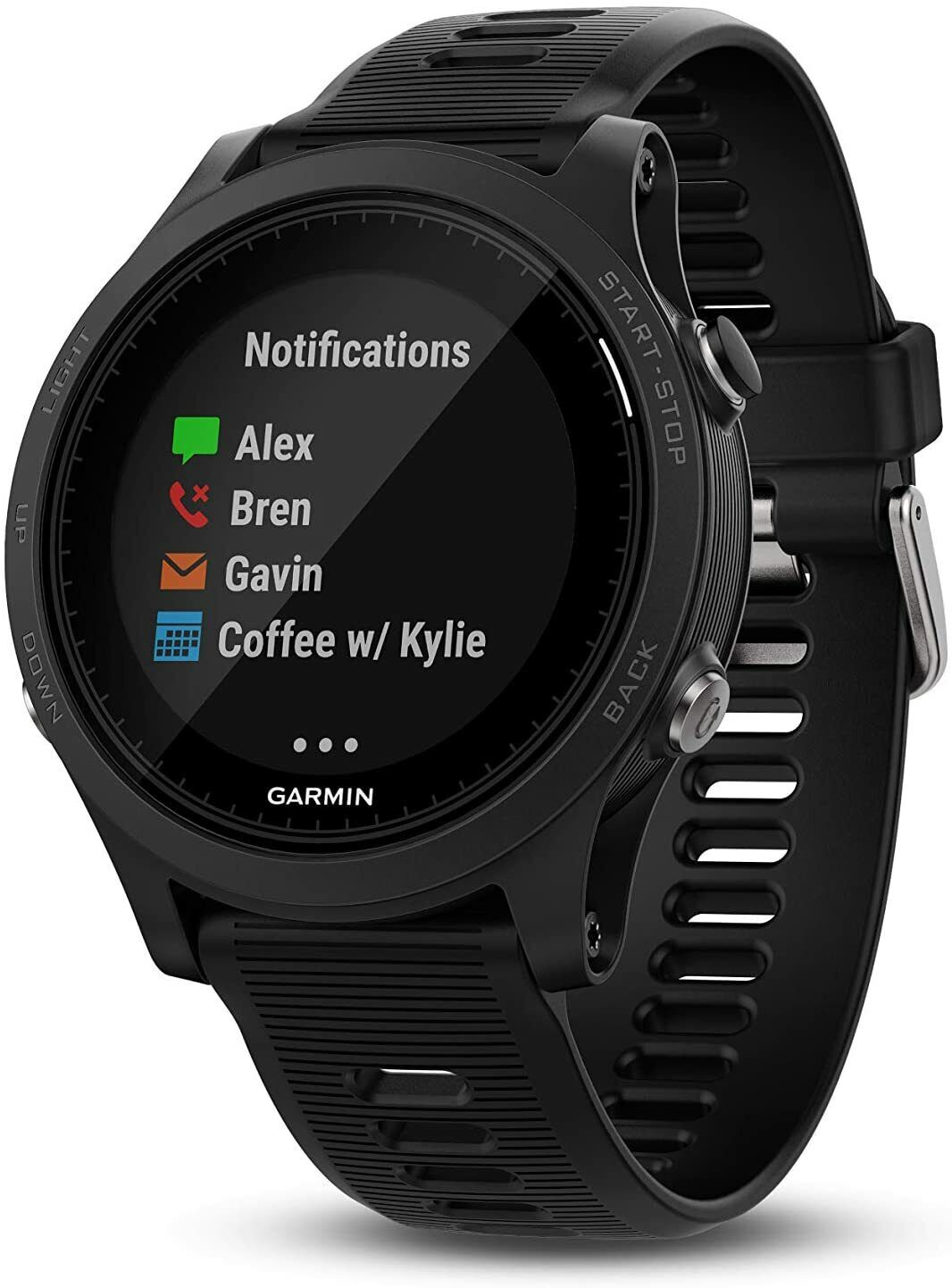 New Garmin Forerunner 935 Black Premium GPS Running
