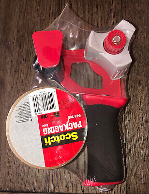Scotch Packaging Tape Gun. New Factory Sealed.