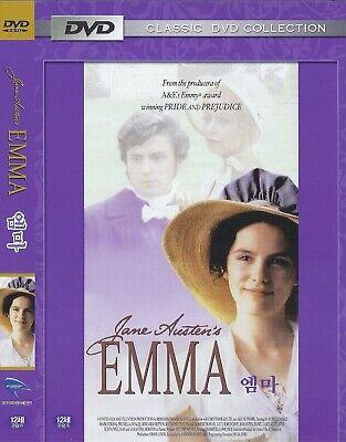 Emma (1996) Kate Beckinsale / Bernard Hepton DVD NEW *FAST SHIPPING*