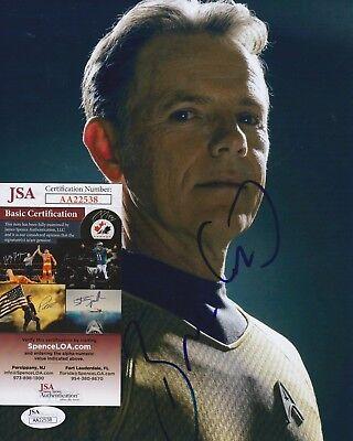 Bruce Greenwood Signed 8x10 Photo w/ JSA COA #AA22538 Star Trek