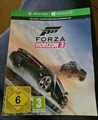 Forza horizon 3 Xbox one/PC Digital code