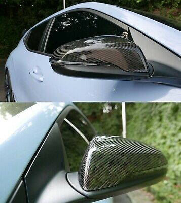 Real Carbon Side Mirror Cover for HYUNDAI 2019 2020 2021 VELOSTER & VELOSTER N