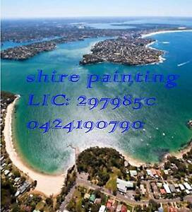 Shire painting Cronulla Sutherland Area Preview