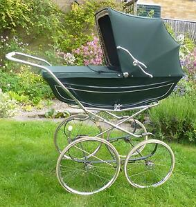 Old Fashioned Style Baby Prams