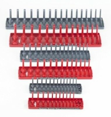 Hansen Socket Organizer Holder Tray Set Six Pack - HSN-92000