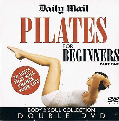 Pilates For Beginners Part 1 Health & Fitness Promo DVD(Free UK Post)