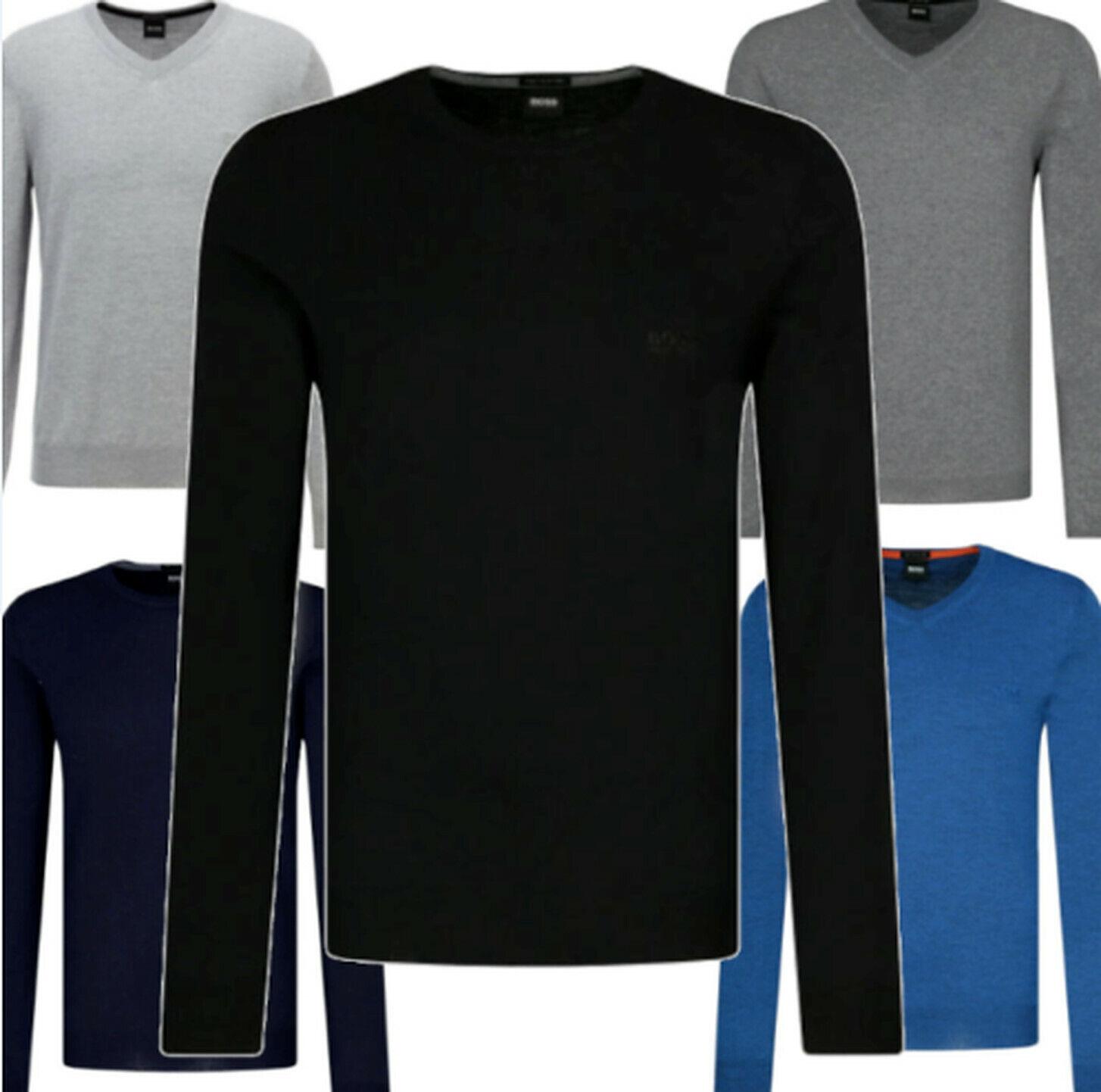 HUGO BOSS Pullover für Herren Strickpullover Pulli S bis XXL NEU&OVP !