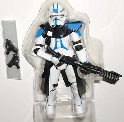 "Star Wars ARC COMMANDER BOW 3.75"" Figure 501st Legion Clone Trooper Order 66"