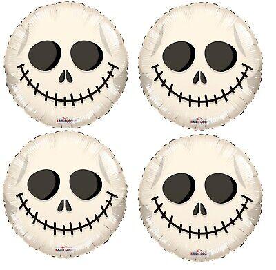 Happy Birthday Skulls (4x 18