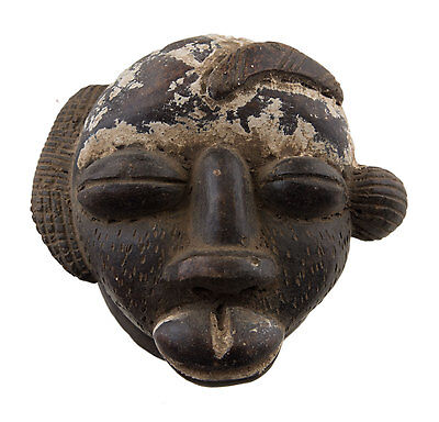 Mask African Passport Woman Grade Leadership Earth Cotta Art First 6382 E9B