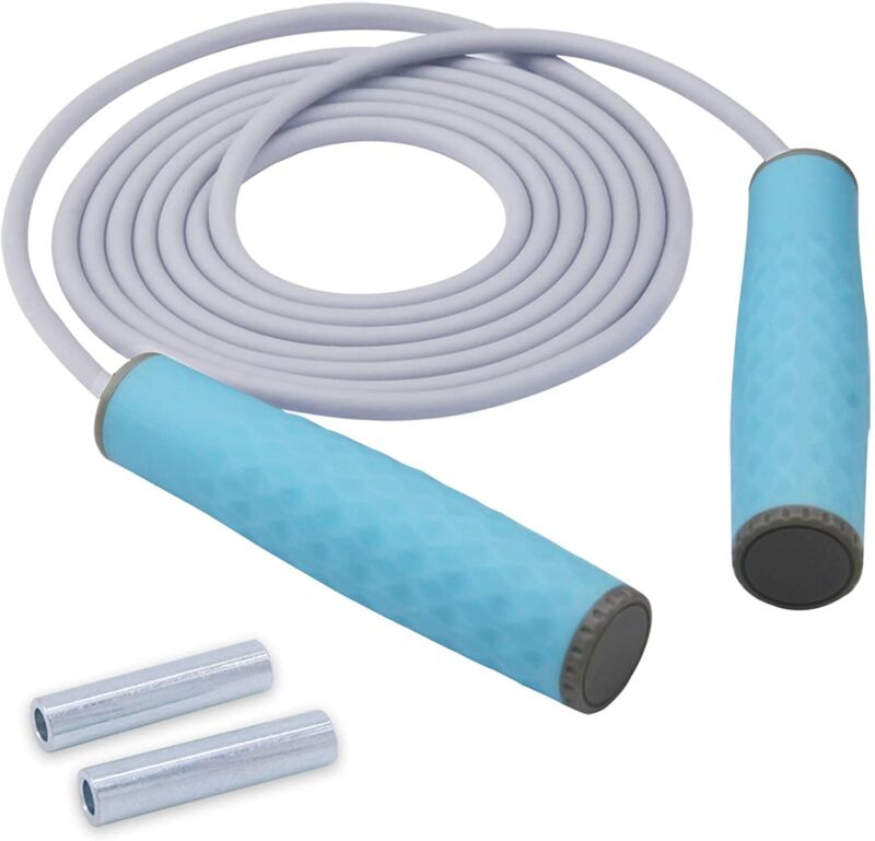 Weighted Jump Rope Workout Heavy Skipping Rope Jumping Rope 1Lb