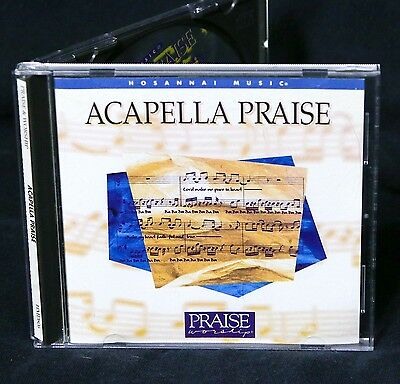 Hosanna Music Acapella Praise 1993 Cd Guy Penrod